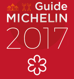 Guide Michelin 2017 1 étoile