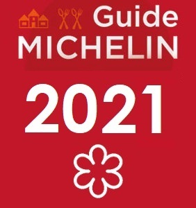 Guide Michelin 2021 1 étoile